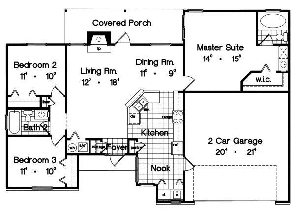 Square Feet Floor Plan Joy Studio Design