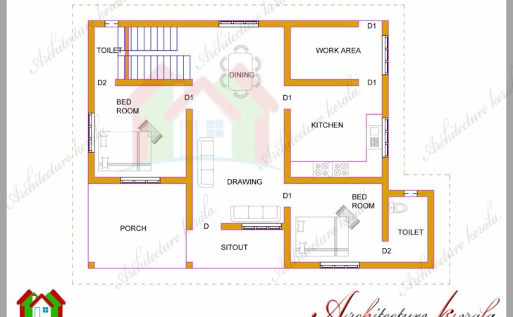 Square Feet House Floor Plans Home Design Style