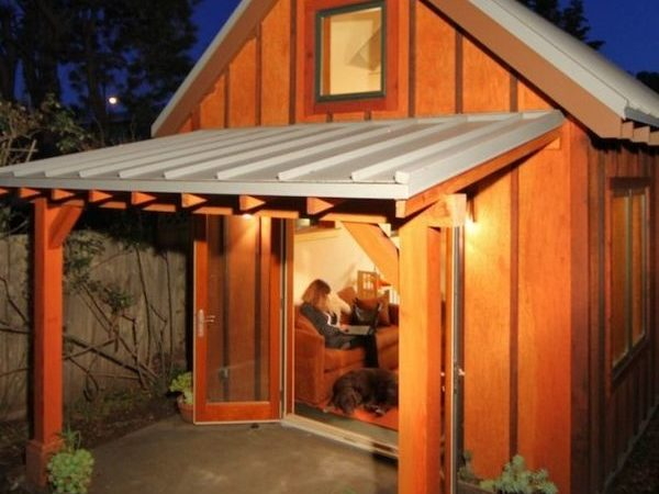 Square Foot Backyard Cottage