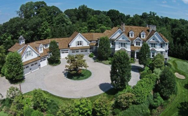 Square Foot Colonial Mansion Westport