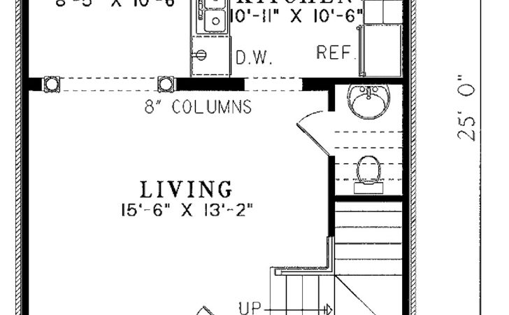 Square Foot House Plans Feet Houses