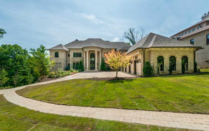 Square Foot Mansion Marietta Homes Rich