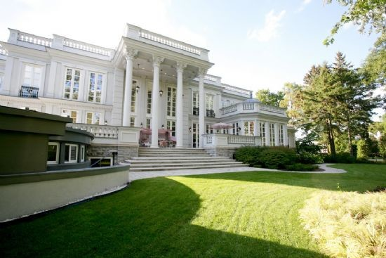 Square Foot Mansion Mississauga Ontario Homes