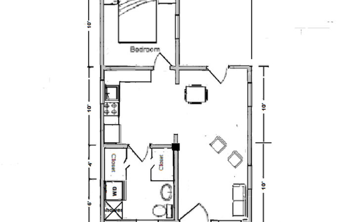 Square House Floor Plans Lean Kitchen Home