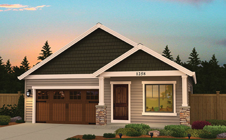 Standout Starter Home Plans Entice First Timers