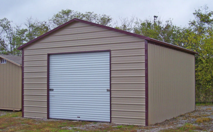 Steel Garages Kits Plans