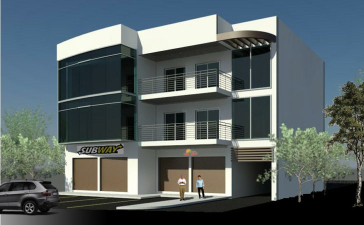 Storey Commercial Building Floor Plan Joy Studio