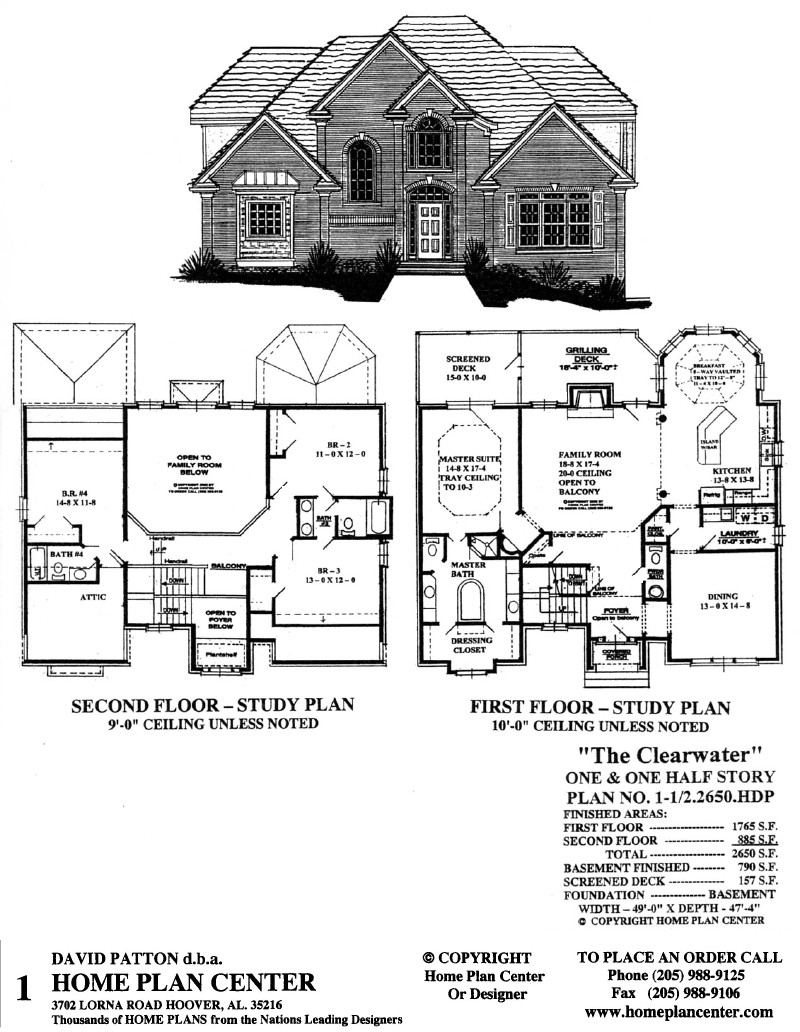 Story Half House Floor Plans Wood Floors