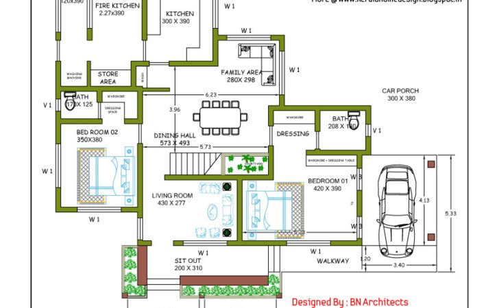 Story House Design Plan Feet Indian