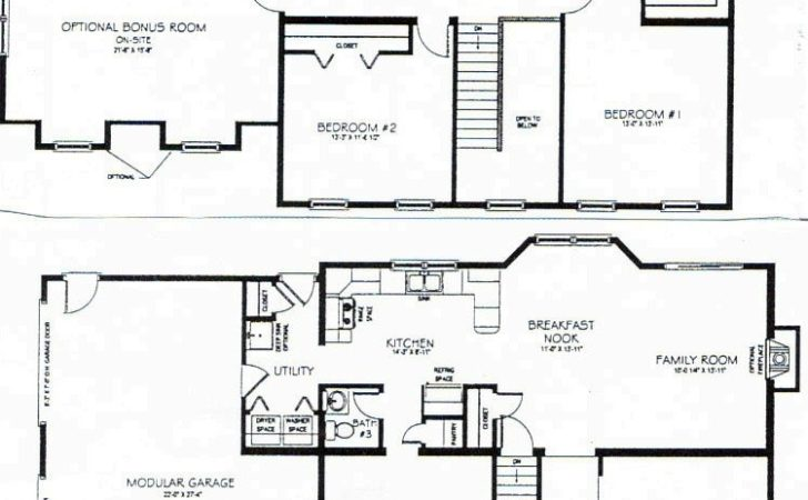 Story House Plans Cabin