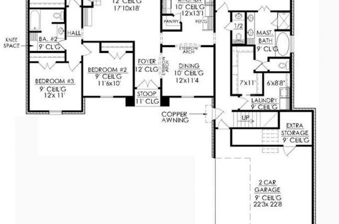 Story House Plans Eco