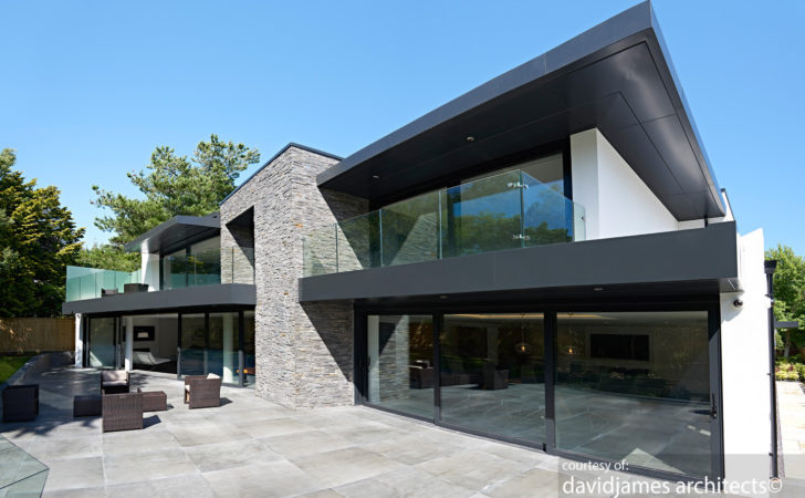 Stunning Contemporary Home Tier Systems