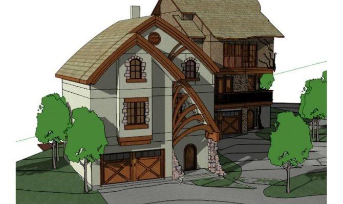 Stunning Fantasy House Plans Photos Home