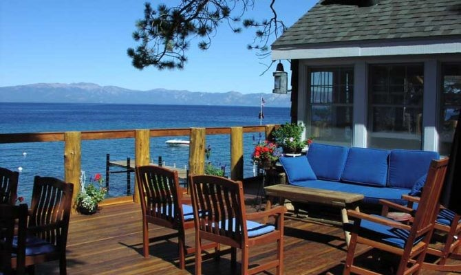 Stunning Small Lakefront Homes Home Building Plans