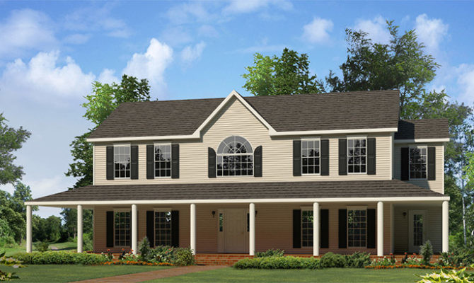 Stunning Two Story Ranch Style Homes Home Building