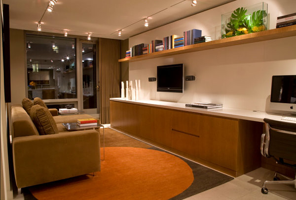 Stylish Basement Apartment Ideas Modern Chic