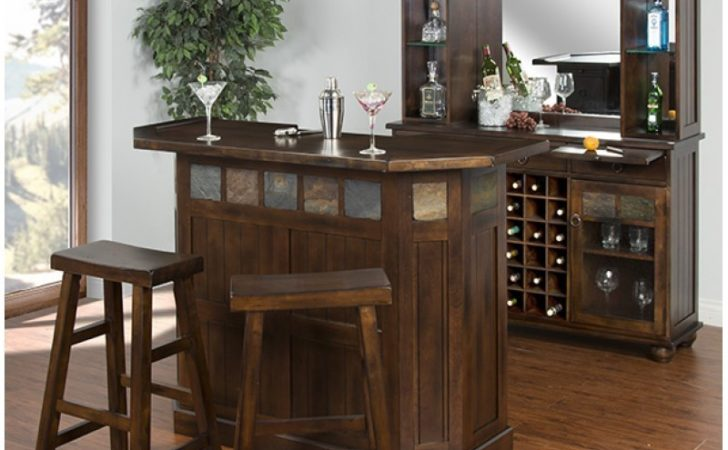 Sunny Designs Santa Back Bar Server