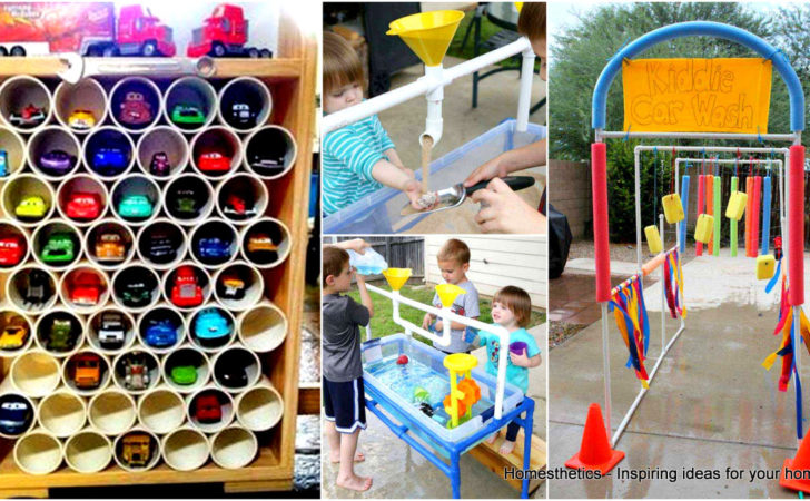 Super Cool Diy Pvc Pipe Projects Worth Realizing