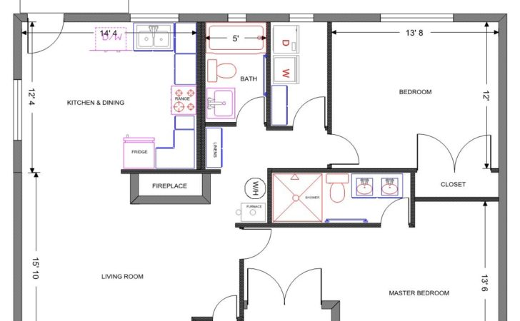 Superb Sample House Plans Floor Plan Examples