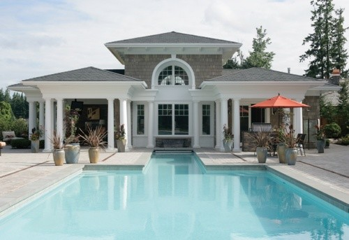 Swimming Pools Styles Pool Designs House Plans More