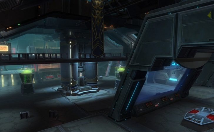 Swtor Game Three Pvp Arenas Revealed