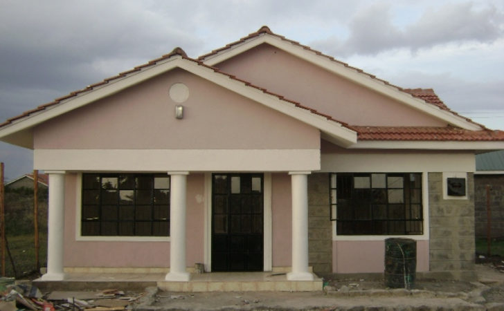 Three Bedroom House Designs Kenya Home Combo