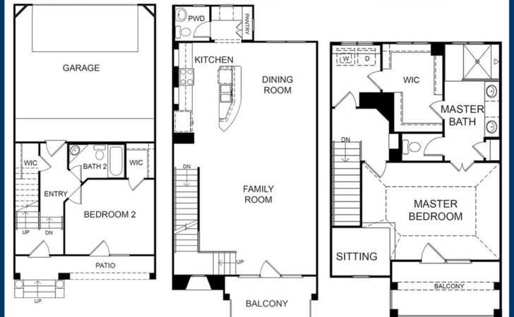 Three Bedroom One Bath House Plans