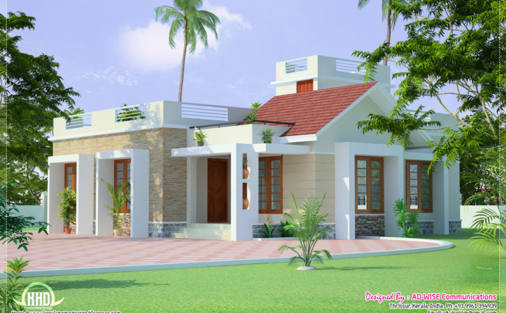 Three Fantastic House Exterior Designs Design Plans