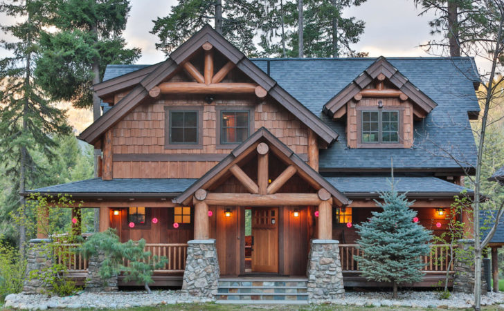 Timber Frame Home Plans Big Chief Mountain Lodge