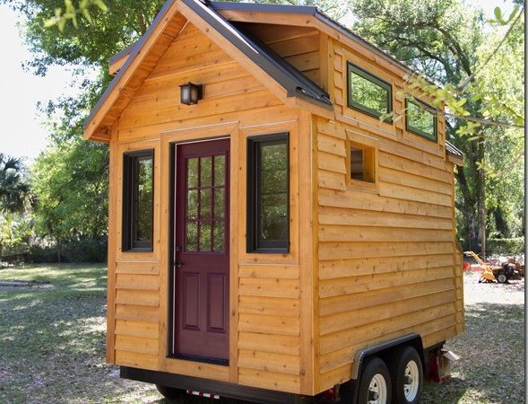 Tinier Living Tiny House Design Plans Could Live