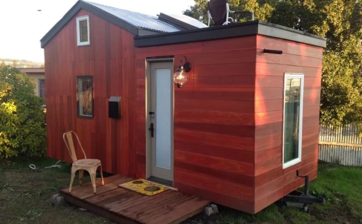 Tiny Homes Can Rent Right Now Curbed