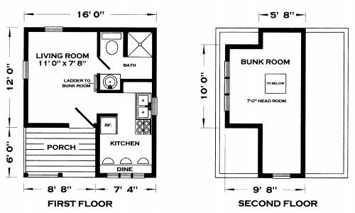 Tiny House Plans Exotic Interior Designs
