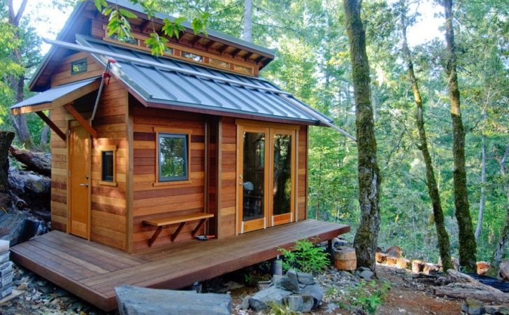 Tiny House Woods Sonoma County Home Design