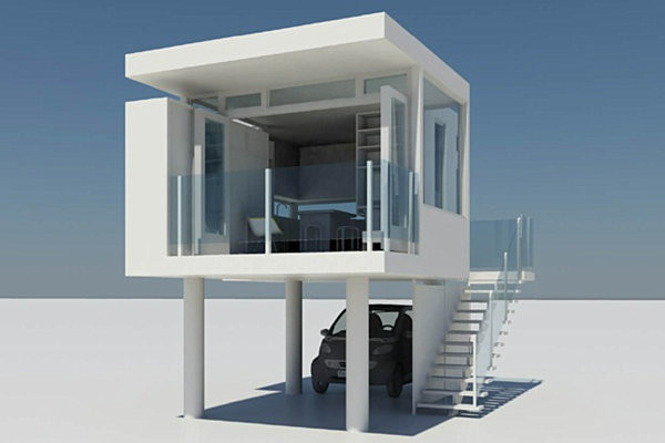 Tiny Houses Best Modern Compact Living