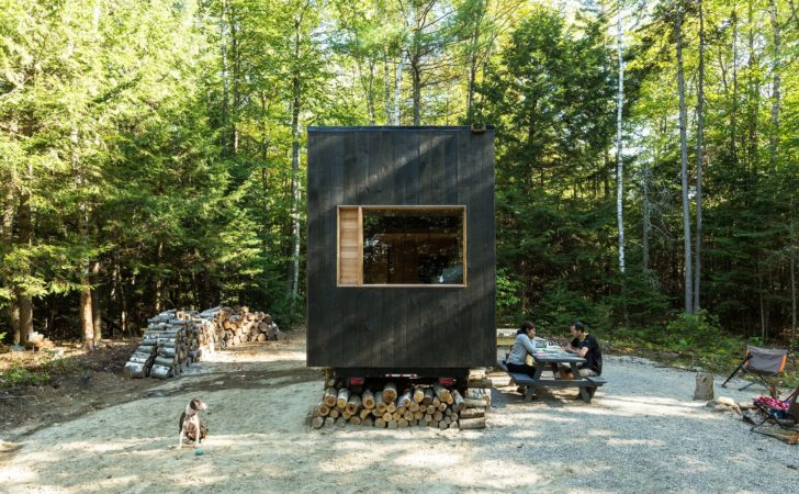 Tiny Houses Can Rent Your Next Vacation