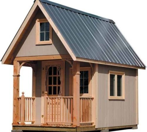 Tiny Houses Small Spaces Cottage Loft Plans