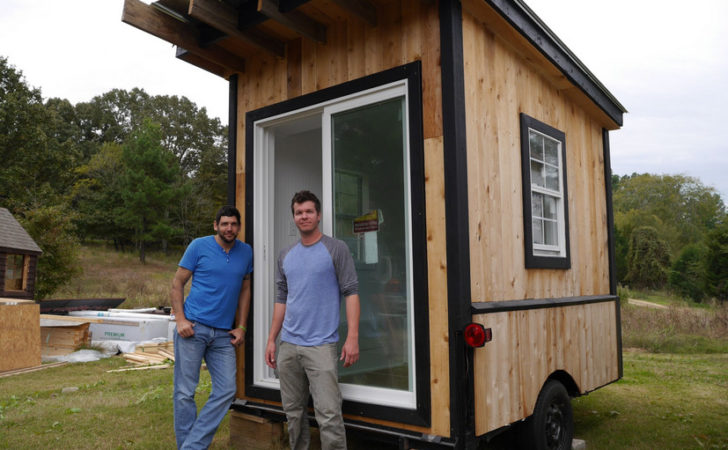 Tiny Houses Wheels Build Cheap Cost