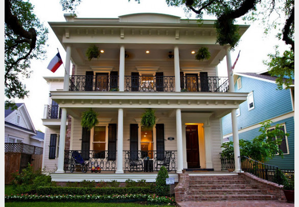 Tips Apply Your House New Orleans Style Home Plans