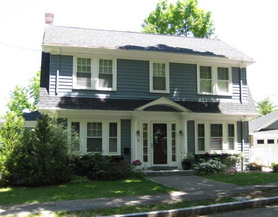 Tips Retain Essence Colonial Style House