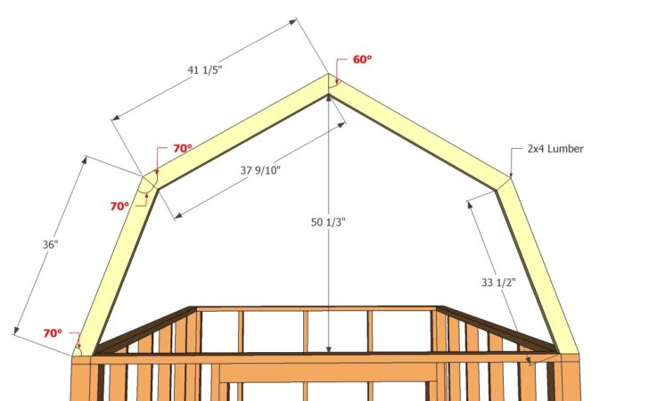 Tool Shed Metal Flooring Kit Plans