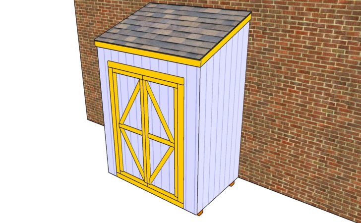 Tool Shed Plans Myoutdoorplans Woodworking