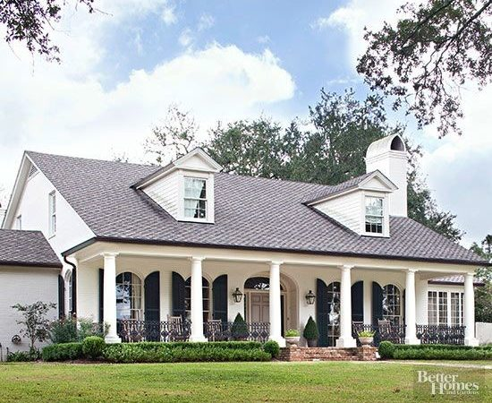 Top Best Colonial Style Homes Ideas Pinterest
