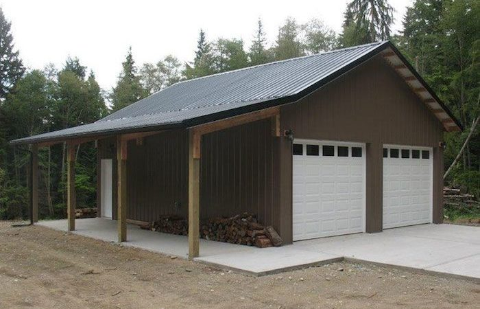 Top Best Metal Garage Buildings Ideas Pinterest