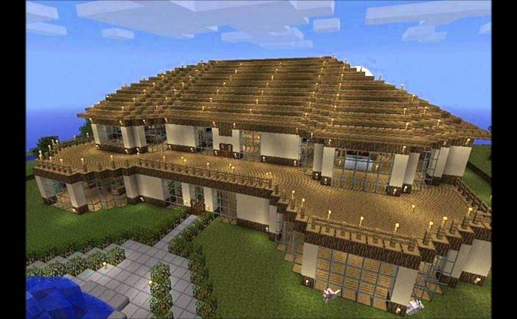 Top Best Minecraft Houses Youtube