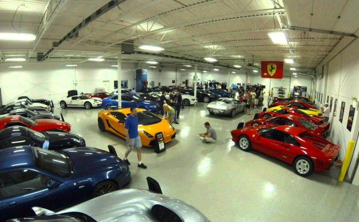 Top Biggest Car Collections World Pakwheels Blog