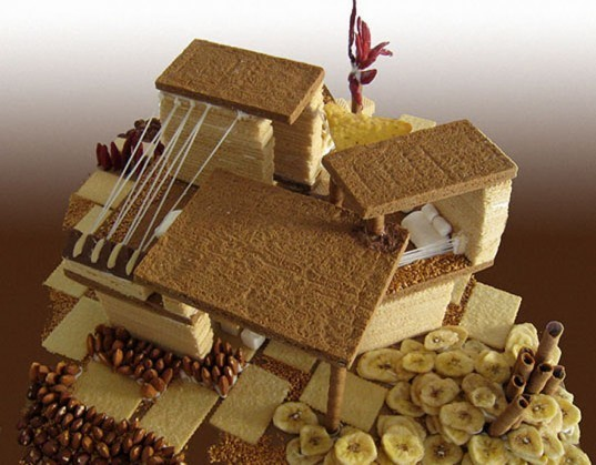 Top Deliciously Modern Gingerbread Houses Inhabitat