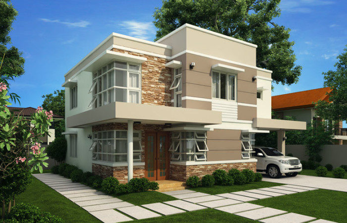 Top House Designs Ideas Ofws Pinoy Eplans