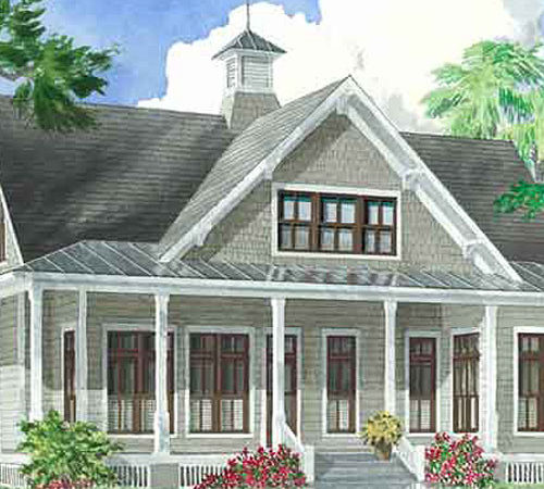 Top House Plans Coastal Living