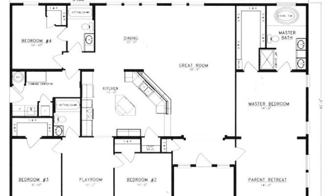 Top Photos Ideas Bedroom Floor Plans One Story