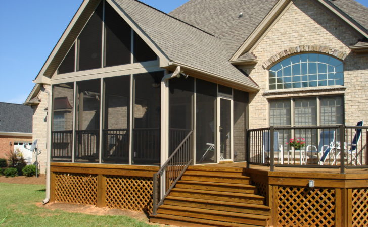 Top Reasons Build Screened Porch